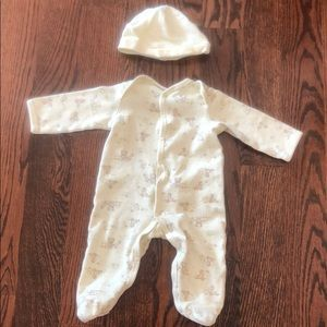 Feetie infant pajamas